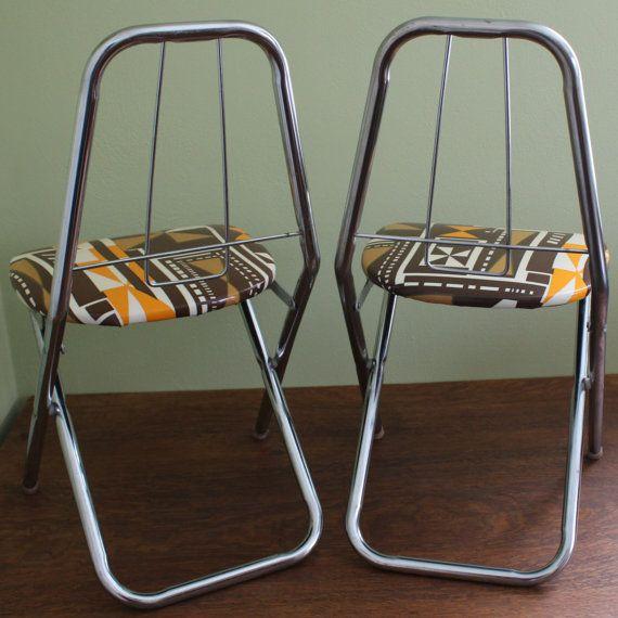 mid century chair kids folding chairs retro mod 1960u0027s 30 shipping http