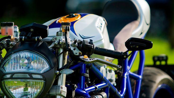 """Ducati ST4 """"Café Piccola""""  The Return Of The Café Racers #33# by Rocker07pt"""