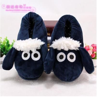 Aliexpress.com : Buy Cartoon shaun the sheep funny adult slippers ...