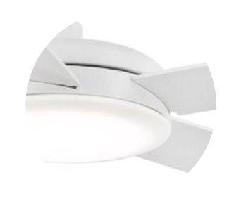 Kit de luz LED 12W para ventilador #decoracion #iluminacion #diseño #lamparas #interiorismo #ventiladores #accesoriosventiladores