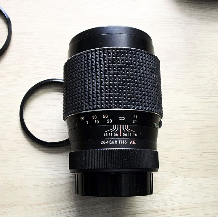 MC AUTO PROMASTER CAMERA LENS HARD LENS CASE & 3 STEP UP STEP DOWN LENS ADAPTOR #Promaster