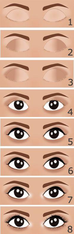 Se maquiller comme Jessica Alba : maquillage naturel