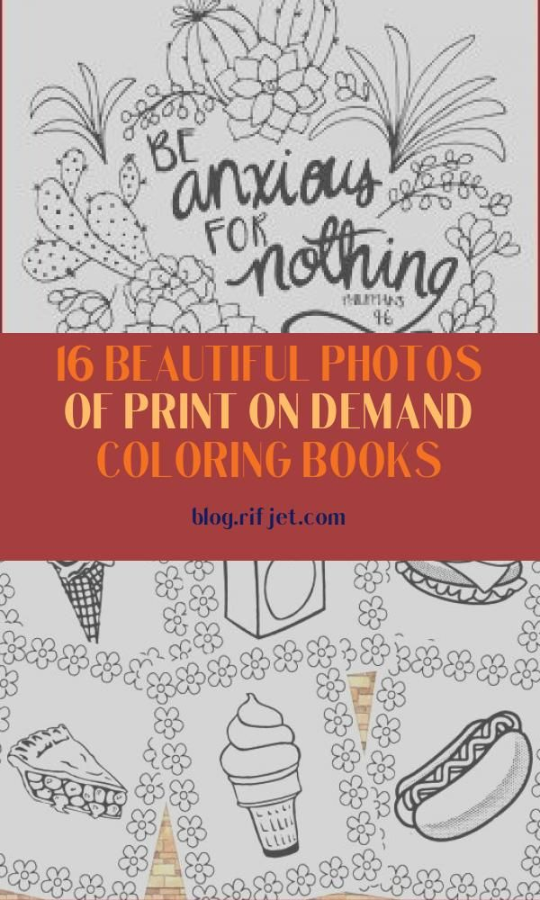 16 Beautiful Photos Of Print On Demand Coloring Books Coloring Books Cartoon Coloring Pages Printing On Fabric