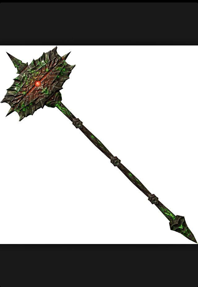 Skyrim Weapon