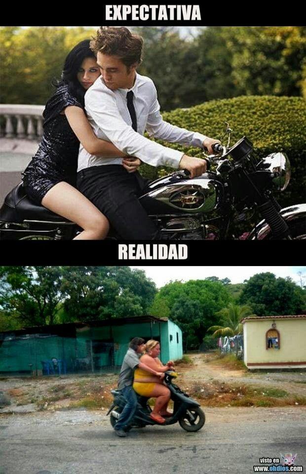 Expectativa vs Realidad