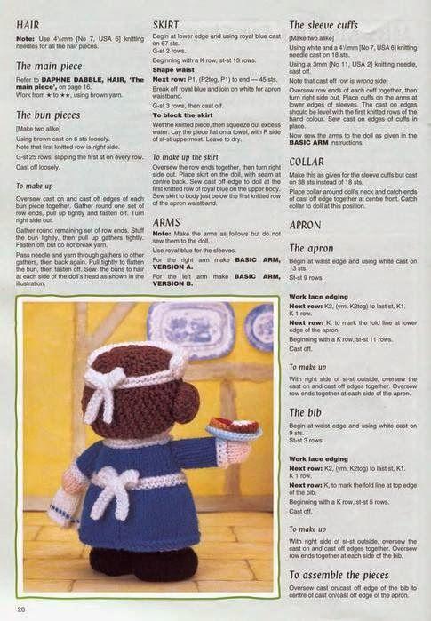 "Kuklyandiya: Journal of ""The Country Girl"" (Little Dumpling Dolls by Jean Greenhowe)"