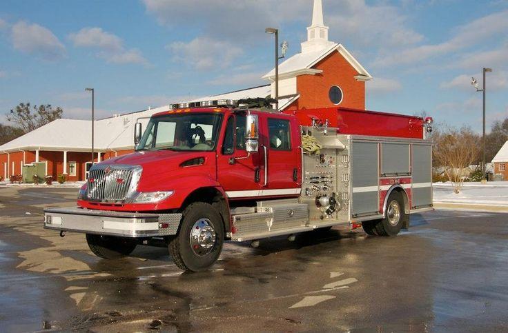 Oak Ridge Water Tower Demolition : Best kme trucks images on pinterest law enforcement