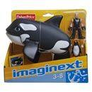 Imaginext Aquático Médio Sortimento 69600 - Brinquedo Fisher-Price  Por: R$ 89,99  Pague à vista R$ 84,59 (2)  ou em até 9X de R$ 10,00 em todos cartões de crédito