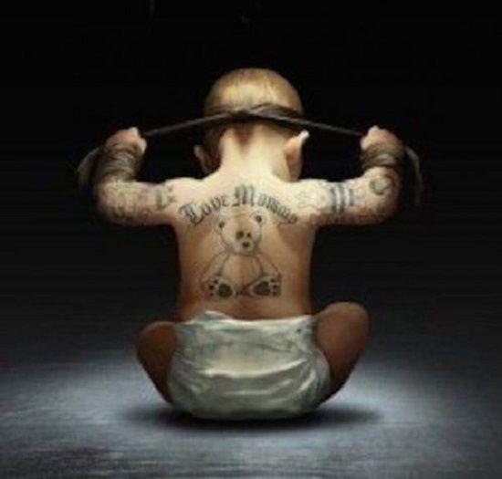 EISTOEPANIDEIN: To τατουάζ είναι θρησκεία. Μια πολύ ανόητη θρησκεία για βλάκες
