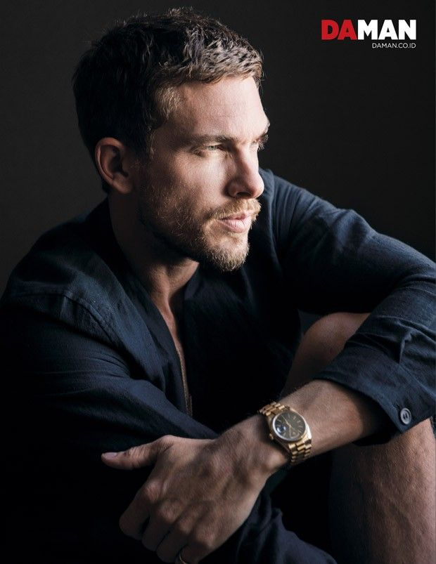 Adam Senn for DA MAN by Mitchell Nguyen McCormack