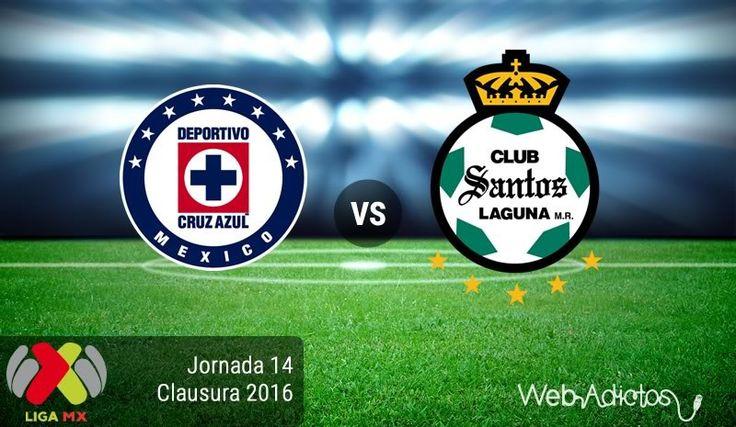 Cruz Azul vs Santos, J14 del Clausura 2016 ¡En vivo por internet! - https://webadictos.com/2016/04/16/cruz-azul-vs-santos-j14-clausura-2016/?utm_source=PN&utm_medium=Pinterest&utm_campaign=PN%2Bposts