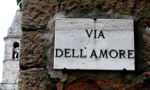La strada romantica!