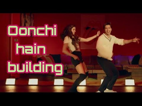 Just in: Oonchi Hai Building 2.0 Song ¦ Judwaa 2 ¦ Varun ¦ Jacqueline ¦ Taapsee ¦ David Dhawan ¦ Anu Malik https://youtube.com/watch?v=hXbzLT6yLj8