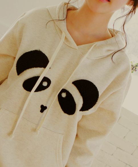 Panda Sweater. ok. WHAT? this is a must have for me in the fall time.