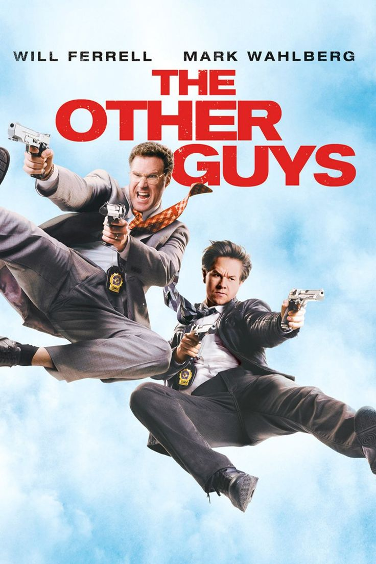 """The Other Guys - """"A clever parody of cop-buddy action-comedies, The Other Guys delivers several impressive action set pieces and lots of big laughs, thanks to the assured comic chemistry between Will Ferrell and Mark Wahlberg."""""""