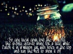 Piece of my wish lyrics