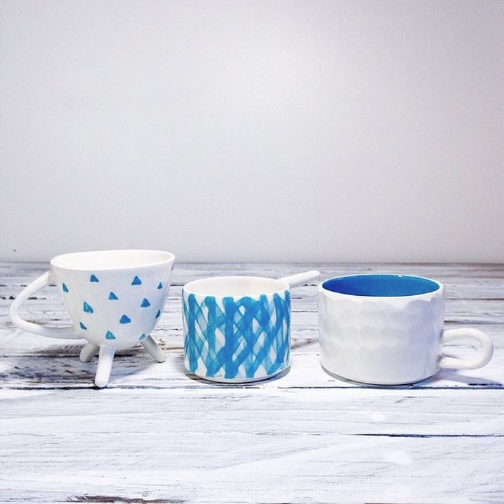 100 Ceramic Mugs in 100 Days – Fubiz Media