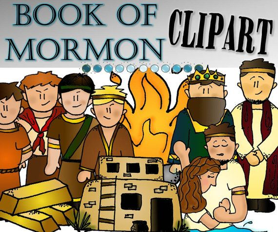 clipart of the book of mormon - photo #6