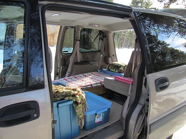 20 Best Images About Mini Van Camping On Pinterest