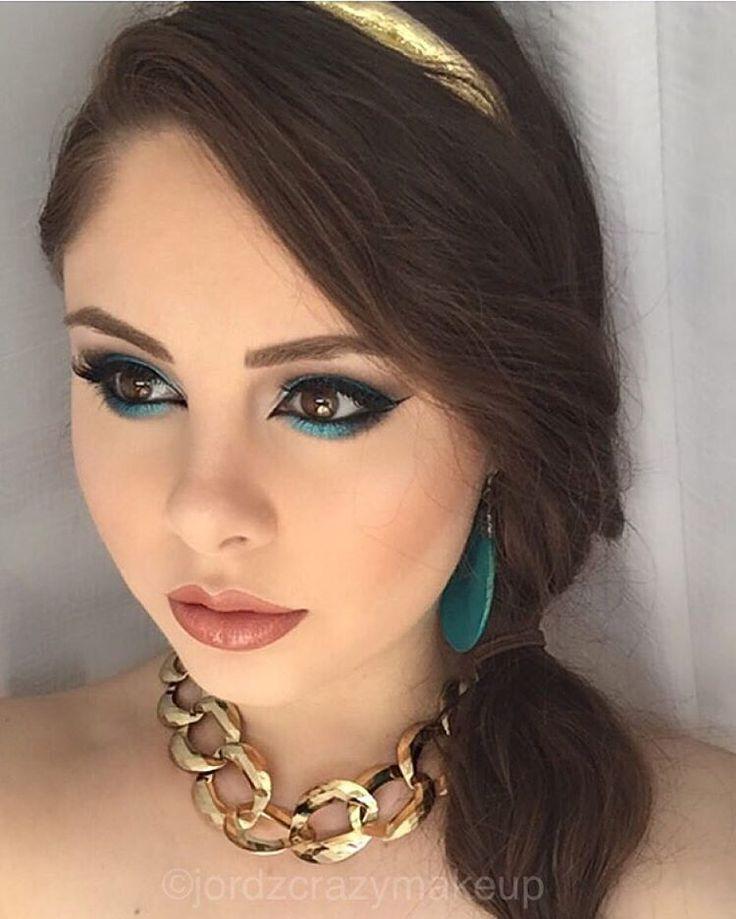 Maquillage jasmine - Maquillage princesse disney ...