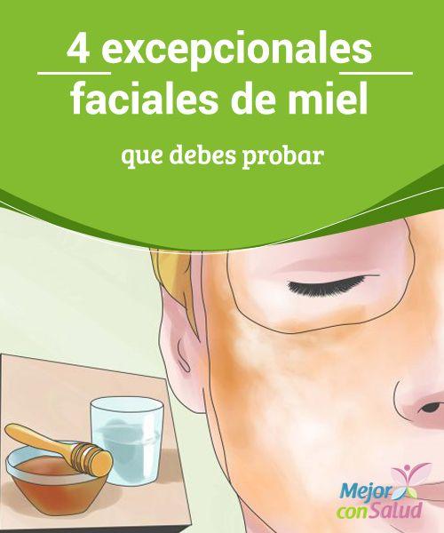 4 #excepcionales faciales de miel que debes probar  Las mascarillas faciales de #miel pueden ser aptas para todo tipo de #pieles. Para obtener todos sus beneficios y lograr buenos resultados basta con combinarlas con los #ingredientes adecuados #Belleza