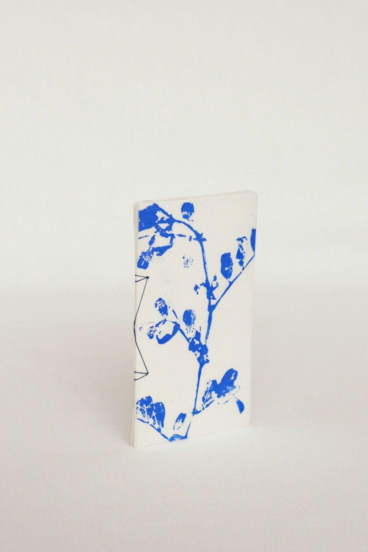 Minuscule : petit carnet japonais // Minuscule : little japanese notebook // 23-janvier.fr
