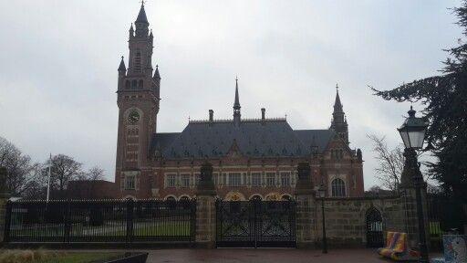 Lahey Adalet Sarayı