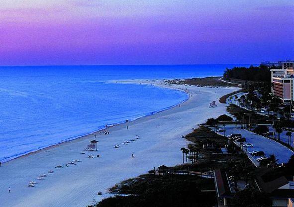Beach view at Lido Beach Resort (Sarasota, FL) - ResortsandLodges.com #beach #travel #vacation