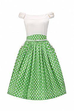 vintage allday φόρεμα bardot Carlisle € 54,00 €