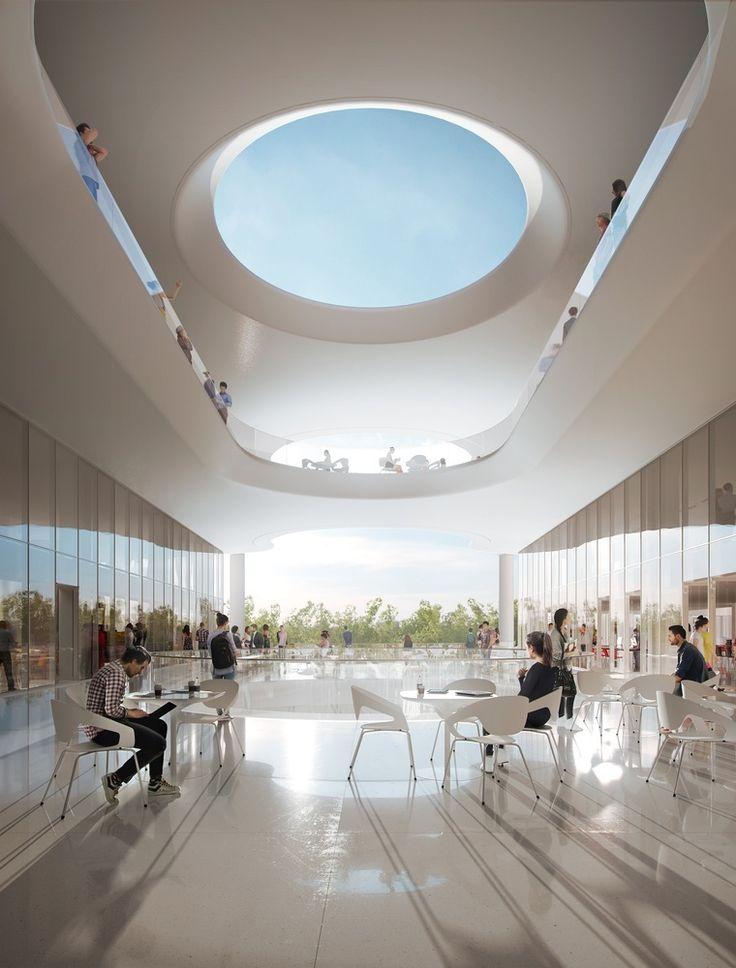 ¿En qué están los proyectos de arquitectos internacionales en Colombia?,Facultad de Administración Universidad de Los Andes / Brandon Haw. Image Cortesía de Brandon Haw Architecture BHA
