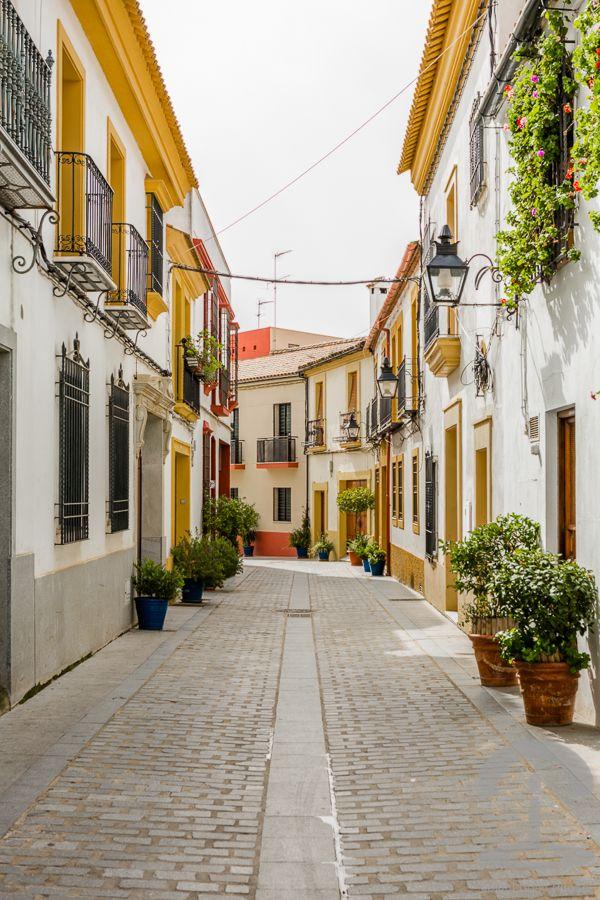 Cordoba España Spain  Crimenes de la Moda