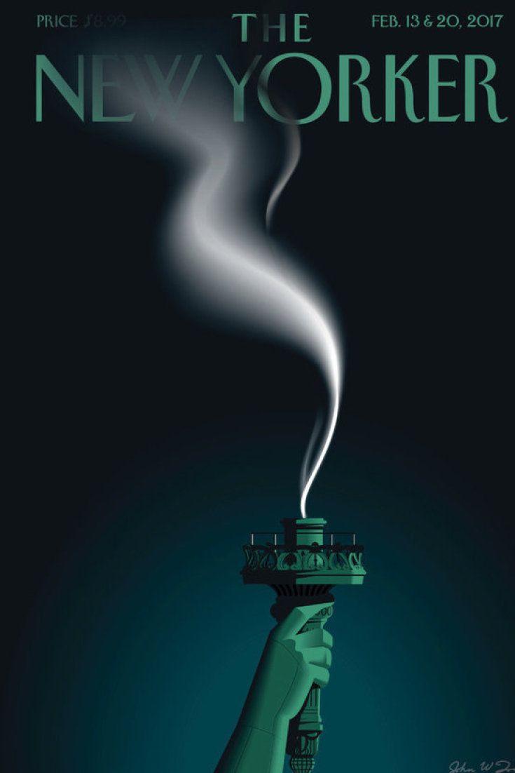 In nur einem einzigen Bild zeigt ein US-Magazin die dramatische Veränderung der USA