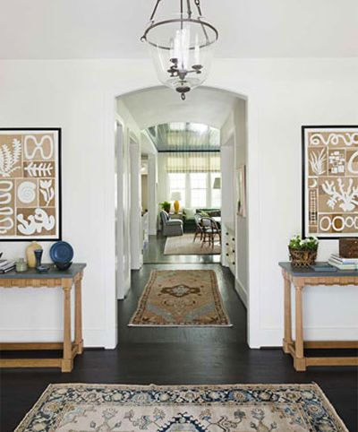 Recibidores con estilo propio entrances estairs - Recibidores con estilo ...