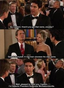 how I met your mother funny tv show scene