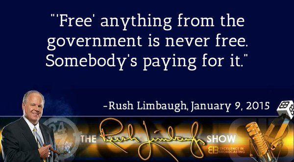 Rush Limbaugh (@rushlimbaugh) | Twitter