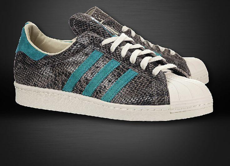 Adidas originals Originals Superstar 80s Rose Gold Metal Toe Cap