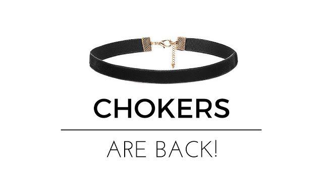 Choker: Manual de uso | Cristina Mancort