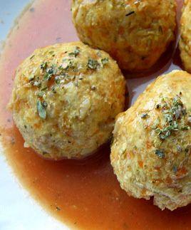 Pulpeciki drobiowe z sosem pomidorowym   Zdrowe przepisy Pauliny Styś