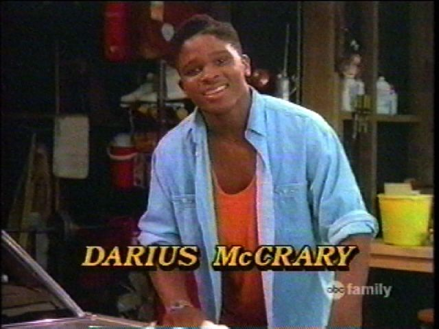 eddie from family matters photos | Darius McCrary - Sitcoms Online Photo Galleries