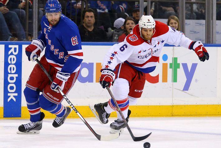 NHL Playoff Schedule: Rangers vs. Capitals Schedule