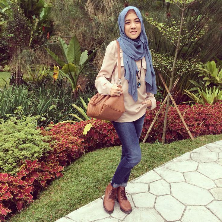 #hijab #hijabers #hijabgirl #hijabstyle #hijabfashion #fashion #style