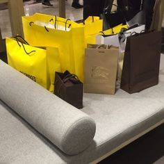 Image result for selfridges and harvey nichols shopping bags