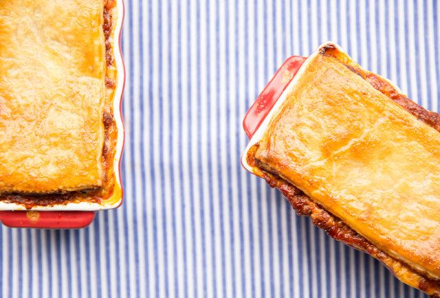 Lasagna Pot Pie Is the Sexier Version of That Pasta You've Been Eating