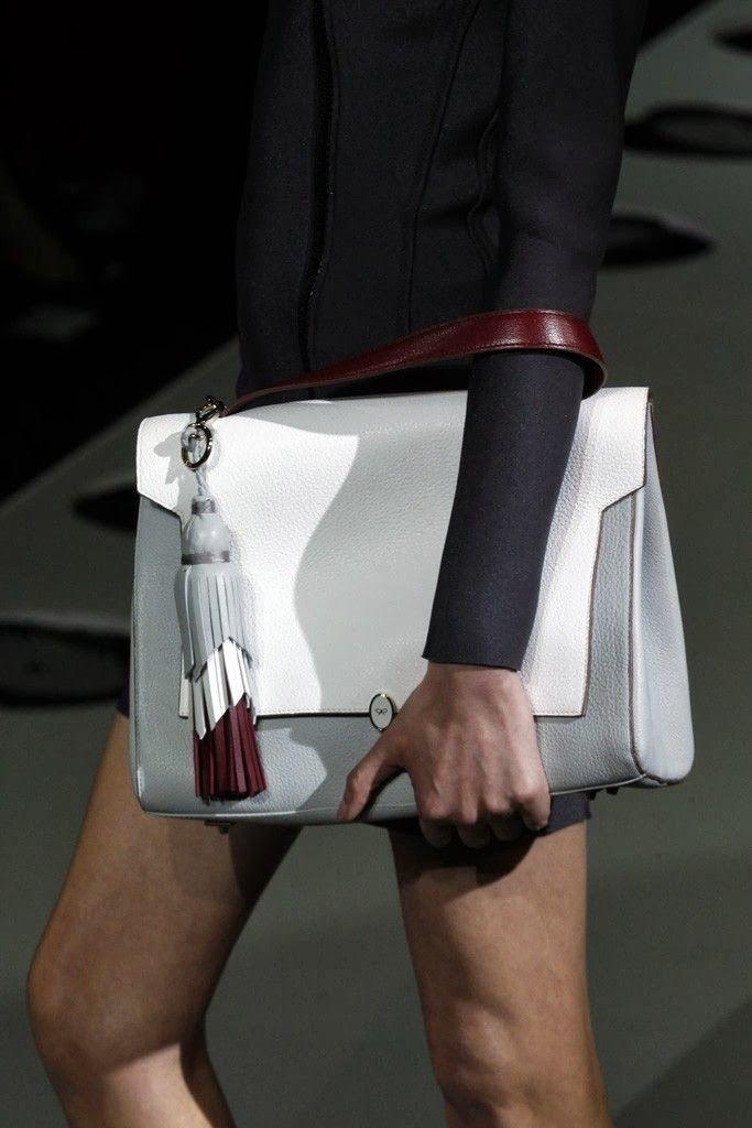 Futuristic Style Bag