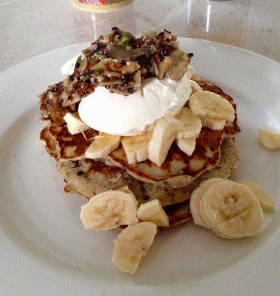 Neo Nana Pancakes