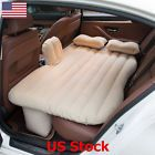 USA Car Back Seat Sex Self-drive Travel Air Mattress Rest Inflatable Bed Outdoor