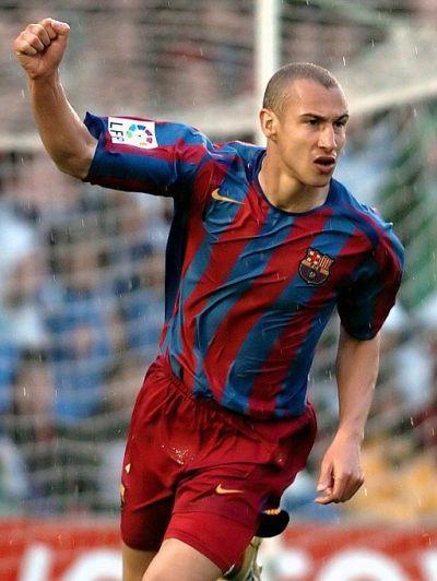 Henrik Larsson, FC Barcelona (2004–2006, 40 apps, 13 goals)