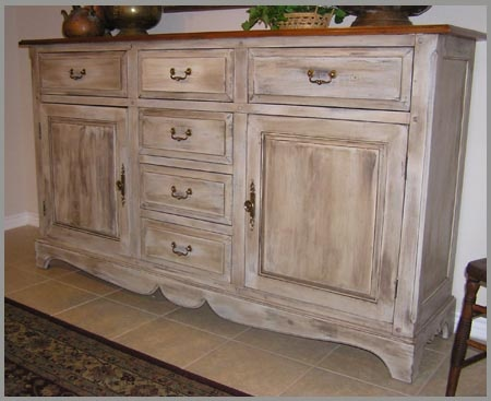 Customer Milk Paint Project Photo Gallery. Distressed FurniturePainted ...
