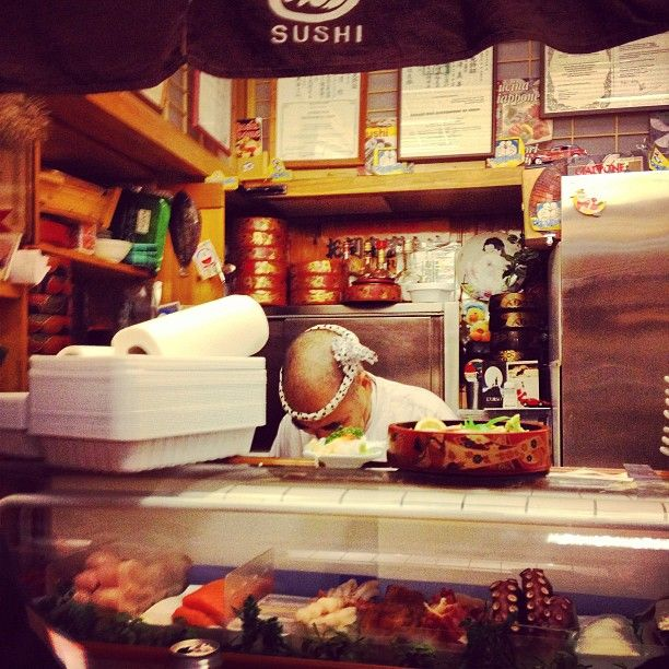 Poporoya - Alimentari & Sushi Bar in Milano, Lombardia