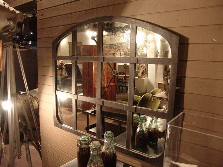 Best 25 Vintage Bathroom Decor Ideas On Pinterest: Best 25+ Industrial Mirrors Ideas On Pinterest